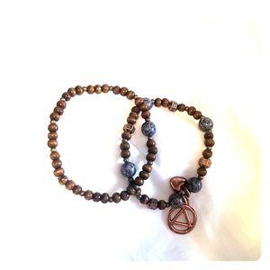 Recovery Bracelets / copper / 2